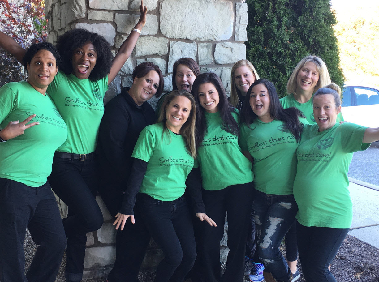 Smiles that care 2016 advanced Dentistry of collegeville
