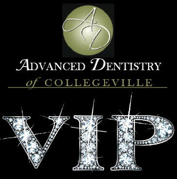 VIP referral program | Advanced Dentistry of Collegeville