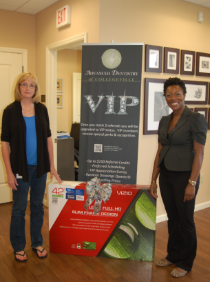 vip prgram | Advanced Dentistry of Collegeville