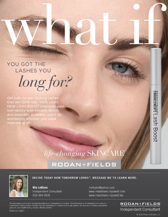 rodan-and-fields lash boost Advanced dentistry of collegeville