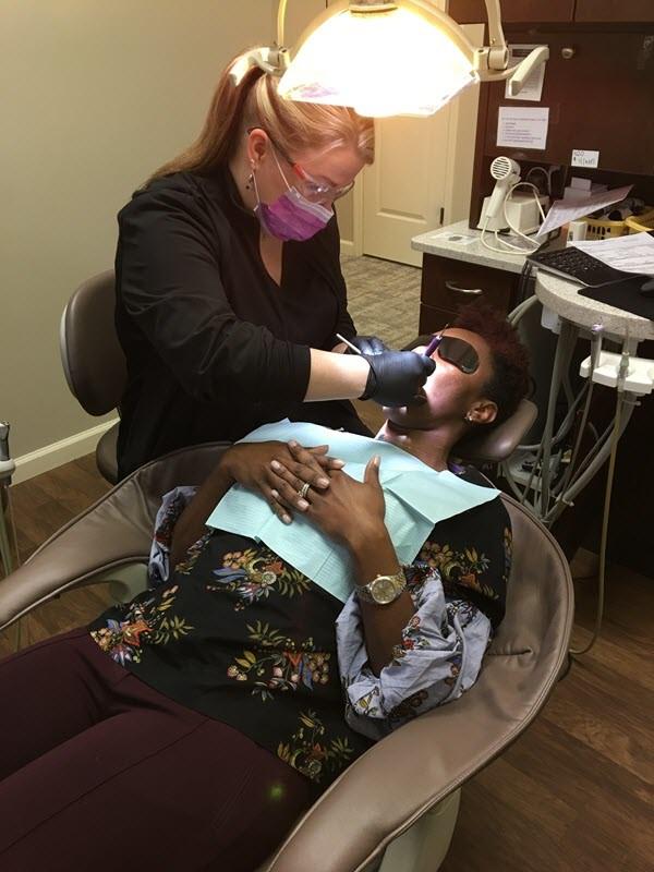 jamie dental hygienist