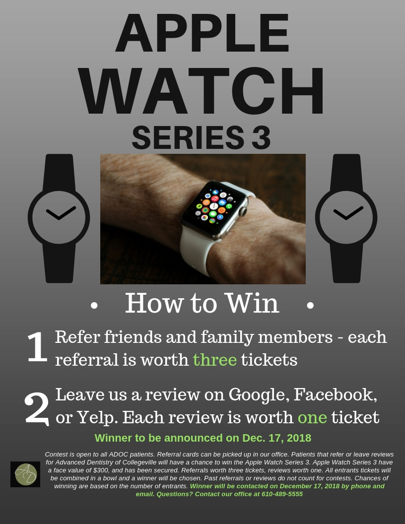 Apple Watch - Referral