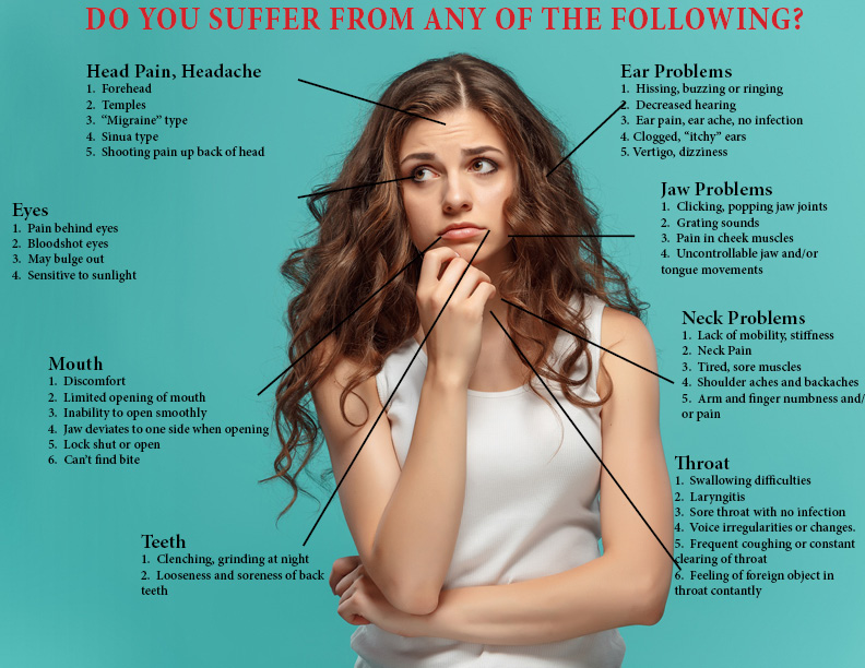 Do you suffer poster