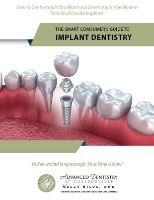 The Smart Consumers Guide to Dental Implants | collegeville advanced dentistry