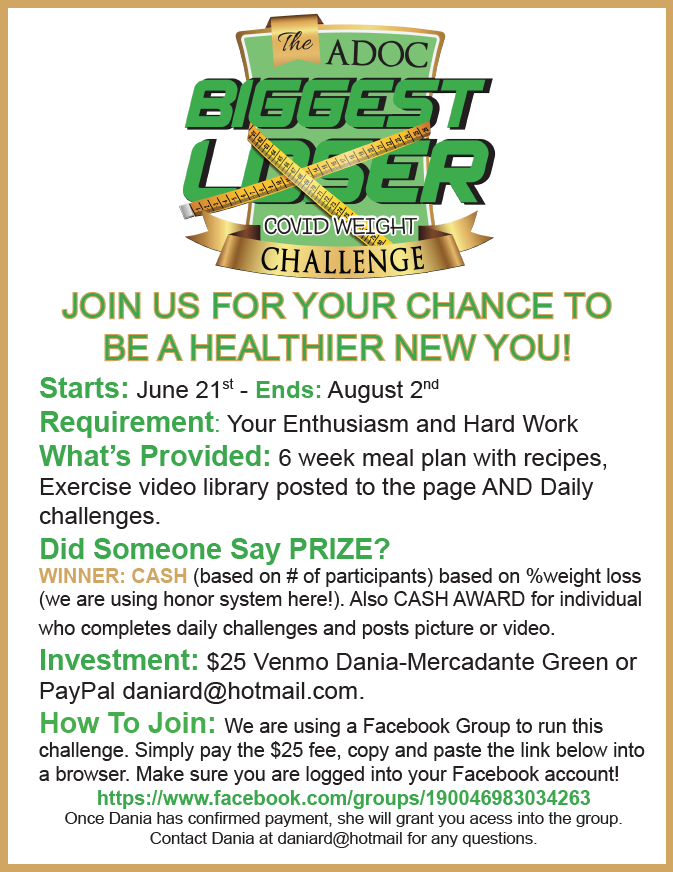 biggest loser challenge